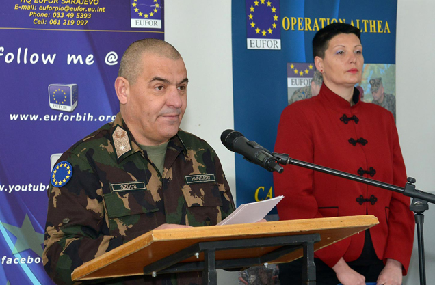 Gender Conference - Gender in the defence sector of BiH :: honvedelem hu