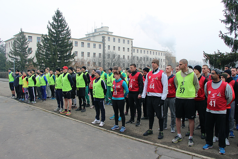 CISM Day Run - Szentendre
