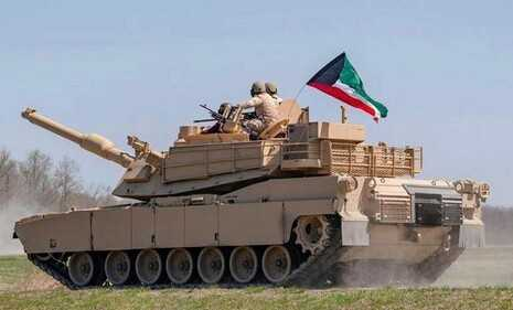 First_M1A2K_Abrams_MBT_delivered_to_Kuwait_Army