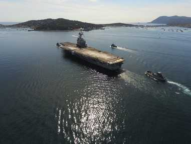 French-Aircraft-Carrier